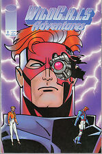 WILDC.A.T.S ADVENTURES #2 1994 IMAGE PIN-UP TY TEMPLETON FN-