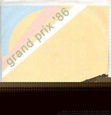 (P768) Grand Prix '86, Everybody's Dancing - DJ CD