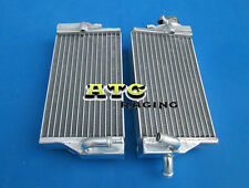 Honda CR125 CR125R CR 125 R 02 03 2002 2003 aluminum radiator