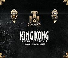 King Kong - Peter Jackson's Production Diaries Dvd, James Newton Howard,James T.