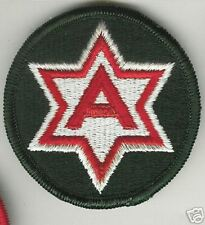 United States 6th Army Patch