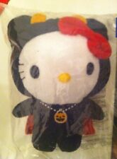 McDonald hello kitty Devil Halloween 6 inches plush doll unopened new