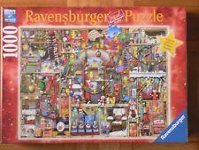 Weihnachtsregal Puzzle 1000 Teile 70 x 50 cm von Ravensburger neu & ovp