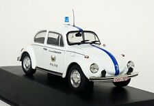 Atlas 1/43 Scale - Volkswagen 1302 Beetle Kraainem Police Diecast model car