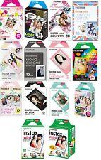 Fujifilm Instax Mini Film Instant Sofortbild verschiedene Motive zur Auswahl