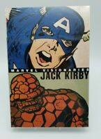 RARE Marvel Visionaries Jack Kirby Vol 1 HC Book *NEW & SEALED* House of Ideas
