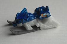 Matchbox Snow Ripper Schneemobil blaumetallic/weiß/grau Snowmobile MBX Mattel