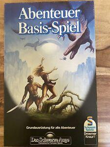 DSA - DAS SCHWARZE AUGE - Abenteuer Basis-Spiel in der Box von Schmidt Spiele