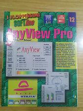 RETRO PC IBM 386 486 - I floppyssimi Softline n.12 - AnyView Pro