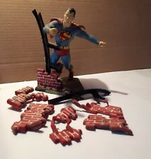 Aurora 1964 Superman built/parts model kit