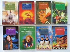 PUFFIN CHILDREN'S CLASSICS - THE ESSENTIAL COLLECTION; JOB LOT EIGHT PAPERBACKS