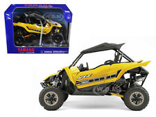 YAMAHA YXZ 1000R TRIPLE CYLINDER YELLOW BUGGY MODEL 1/18 BY NEW RAY 57813 B