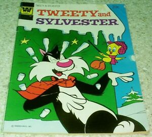 Tweety and Sylvester 36, VG/FN (5.0) 1974, 50% off Guide