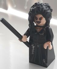 Lego Bellatrix Lestrange Genuine Harry Potter Minifigure from 4840 The Burrow