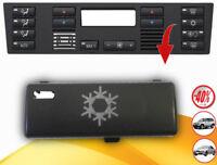 BMW E39 X5 E53 A/C Panel de control de aire acondicionado - Botón A/C