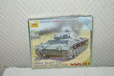 Zvezda allemand Medium Tank Pziii G 1/100 Echelle 6119