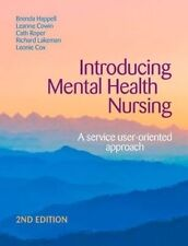 Introducing Mental Health Nursing A service user-oriented approach ' Happell;Cow