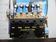 DIY guitar kit effect pedal kit fuzz factory bad sound DIY kit christmas