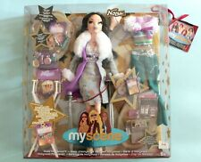 MY SCENE NOLEE Goes Hollywood Mattel myscene 2005 MIB (con pestañas)