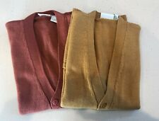 Mens Sweater Vests Haband Large Set Of 2