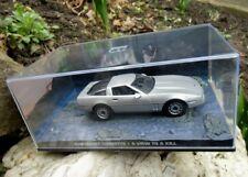 007 JAMES BOND Chevrolet Corvette - A View to a kill - 1:43 BOXED CAR MODEL