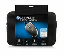 NEW HP Mini Value Kit WU810AA - Sleeve + Mouse - Free Shipping!!!