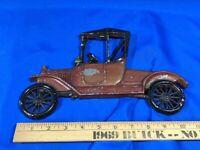 "Sexton VTG 11"" Early Auto Antique Car Truck Cast Aluminum Wall Plaque Car Made"
