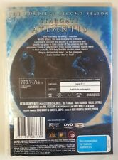 Stargate Atlantis - The Complete Second Season (5 Discs) DVD GREAT condition R4