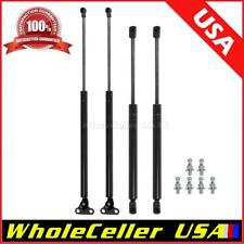 4 Pack Hood Liftgate Hatch Lift Supports Gas Strut For Lexus LX470 1998-2007