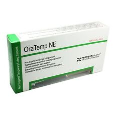 Prevest DenPro Dental OraTemp NE Manual Mix Non Eugenol Temporary Luting Cement