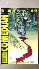 BEFORE WATCHMEN COMEDIAN #2 FIRST PRINT DC COMICS (2012)