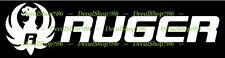 Ruger Firearms - Outdoor Sports - Hunting - Vinyl Die-Cut Peel N' Stick Decal