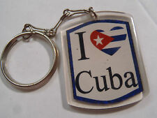 LLAVERO I LOVE CUBA (ref:3/6/16)