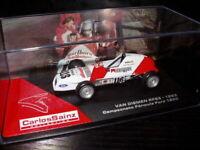 RCS1M voiture 1/43 IXO altaya Rallye C.SAINZ : VAN DIEMEN RF83 1983 Formula 1800