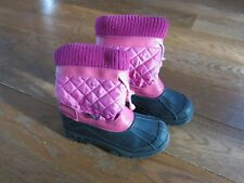 Moon boots rose T34