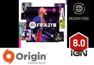 FIFA 21 (PC) Origin Download Key - FAST DELIVERY