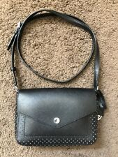 Micheal Kors Handbag Purse Small Black Crossbody MK