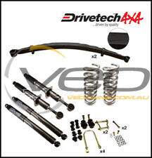 "FORD RANGER PX 3.2L 5CYL CAB CHASSIS 9/11-ON DRIVETECH 4X4 2"" LIFT KIT"