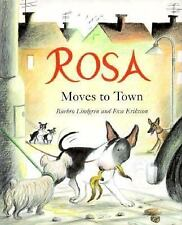 Rosa Moves to Town (Stella)-ExLibrary