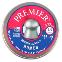 500 X Crosman Domed .177 / 4.5mm Premier Ultra Magnum Airgun Rifle Pellets