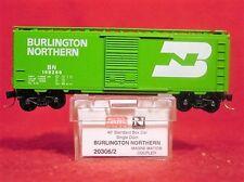 MTL 20306-2 BURLINGTON NORTHERN 40' Box Car #189288 'NEW' N-SCALE