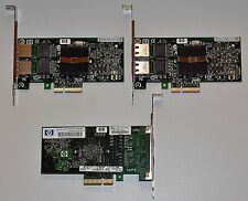 HP NC360T PCIe GIGABIT 2P ETHERNET SERVER ADAPTER 412651-001 412646-001 LOT