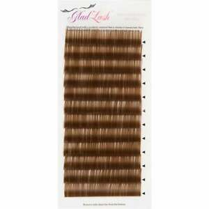 Glad Lash® Professional Brown Eyelash Extensions - Synthetic Mink