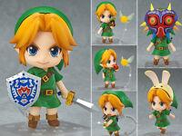 Nendoroid 553 The Legend of Zelda Link Majora's Mask 3D Action Figure Figur 10cm