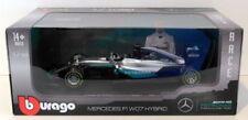 Voitures de courses miniatures Burago pour Mercedes
