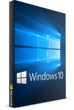 LATEST Windows 10 ALL HOME PROFESSIONAL 32 64 bit Bootable recovery USB install