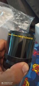 """Meade Series 4000 ultra Wide Angel 14mm made in Japan 2"""" od or 1 1,4 new"""