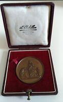 Médaille de quête en faveur des pauvres 1860 signé CAQUÉ