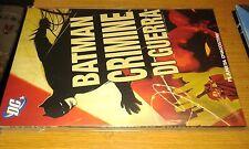 BATMAN CRIMINE DI GUERRA--DC-PLANETA DEAGOSTINI-SW1