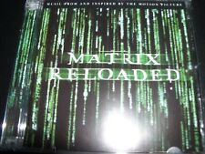 Matrix Reloaded Australian Original Soundtrack 2 CD – Like New